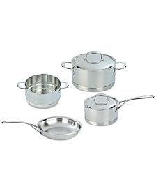 Demeyere Atlantis 6-Pc. Stainless Steel Cookware Set