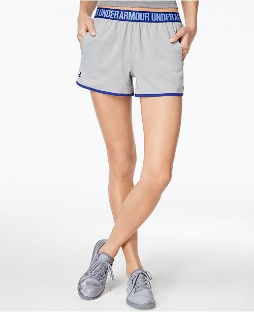 Under Blue Up Woven Steel Shorts Armour Play rxYBEnqAr1