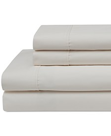 Cotton 420 Thread Count 4-Pc. King Sheet Set