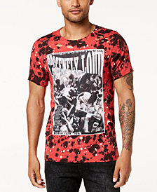 GUESS Men's Concert Graphic T-Shirt