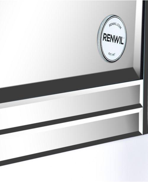 Furniture Baton Rouge Wall Mirror, Quick Ship & Reviews