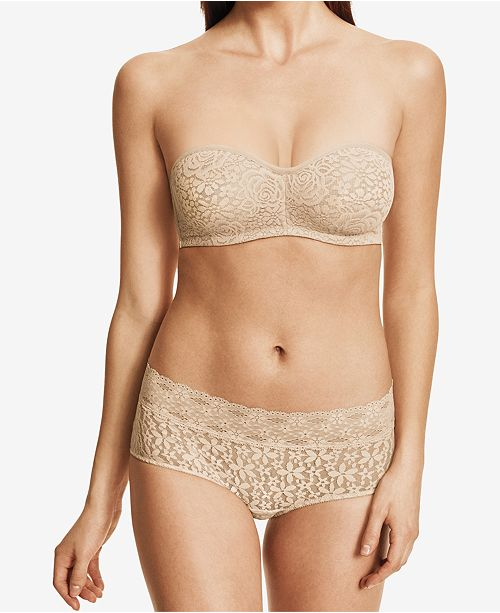 1aa5f1c2ab26c Wacoal Halo Strapless Bra 854205   Reviews - All Bras - Women - Macy s