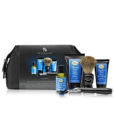 The Art of Shaving Men's 6-Pc. Mid-Size Morris Park Lavender Travel Set