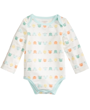 First Impressions Baby Boys GraphicPrint Bodysuit Created for Macys