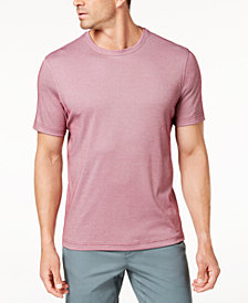 Tasso Elba Men's Supima Blend Short-Sleeve T-Shirt, Created for Macy's