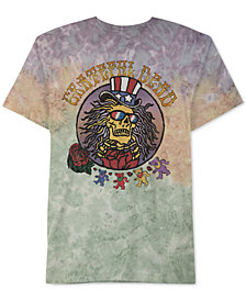 Hybrid Men's Grateful Dead Graphic T-Shirt