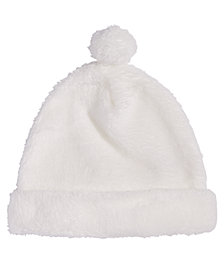 First Impressions Baby Boys or Baby Girls Fleece Cap, Created for Macy's