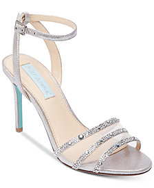Blue By Betsey Johnson Veda Evening Sandals