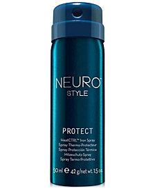 Paul Mitchell Neuro Style Protect HeatCTRL Iron Spray, 1.5-oz., from PUREBEAUTY Salon & Spa
