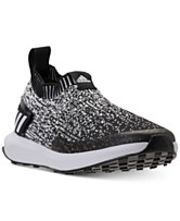 afa0ef448 adidas Boys  RapidaRun Laceless Running Sneakers from Finish Line
