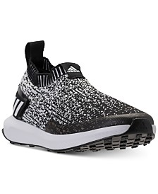 adidas Boys' RapidaRun Laceless Running Sneakers from Finish Line