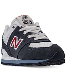New Balance Toddler Boys' 574 Americana Casual Sneakers from Finish Line