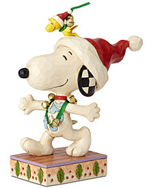 Jim Shore Snoopy and Woodstock Figurine