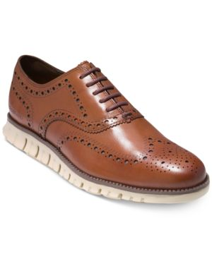 Cole Haan Men's Zerogrand Wing Oxfords Men's Shoes 4375526