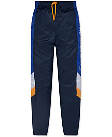Converse Big Boys Retro Sport Woven Warm-Up Pants