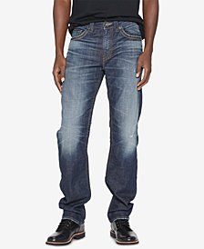 Silver Jeans Co. Men's Hunter Loose Fit Jeans
