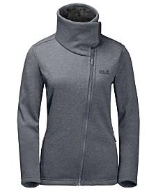 Jack Wolfskin Women's Atlantic Sky Fleece Jacket from Eastern Mountain Sports