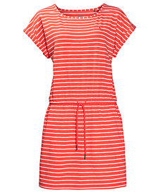 Jack Wolfskin Women's Travel Stripe Dress from Eastern Mountain Sports
