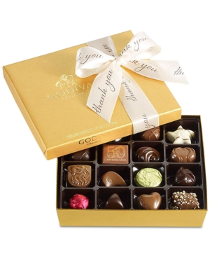 Godiva 19-Pc. Thank You Gold Gift Box