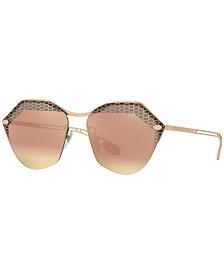 BVLGARI Sunglasses, BV6109 62