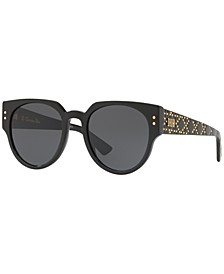 Sunglasses, LADYDIORSTUDS3 52
