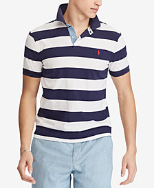 Polo Ralph Lauren Men's Big & Tall Classic Fit Cotton Polo
