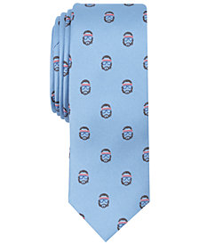 Penguin Men's Love Hurts Allover Skinny Tie