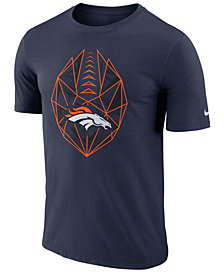 Nike Men's Denver Broncos Icon T-Shirt