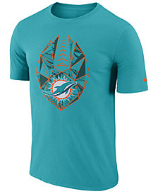 Nike Men's Miami Dolphins Icon T-Shirt