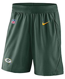Nike Men's Green Bay Packers Fly Knit Shorts