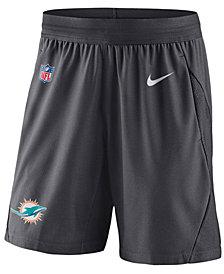 Nike Men's Miami Dolphins Fly Knit Shorts