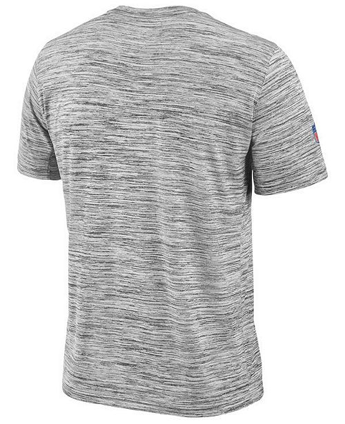 363b7d9ba Nike Men s Oakland Raiders Legend Velocity Travel T-Shirt - Sports ...