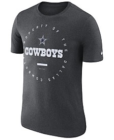 Nike Men's Dallas Cowboys Property Of T-Shirt