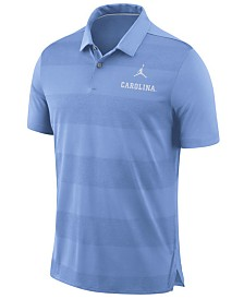 Nike Men's North Carolina Tar Heels Early Season Coaches Polo