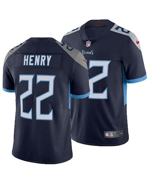 info for 8761d d130c Men's Derrick Henry Tennessee Titans Vapor Untouchable Limited Jersey