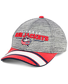 Outerstuff Boys' Columbus Blue Jackets Second Season Player Snapback Cap