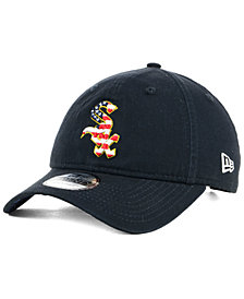 New Era Chicago White Sox Stars and Stripes 9TWENTY Strapback Cap