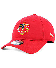 New Era Minnesota Twins Stars and Stripes 9TWENTY Strapback Cap