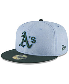 New Era Oakland Athletics Father's Day 59FIFTY Fitted Cap 2018