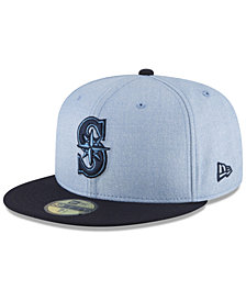 New Era Seattle Mariners Father's Day 59FIFTY Fitted Cap 2018