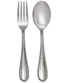 Michael Aram Molten Collection 2-Pc. Serving Set