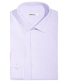 Bar III Men's Classic/Regular Fit Stretch Dress Shirt, Created for Macy's