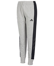 adidas Toddler Boys Altitude Heathered Jogger Pants