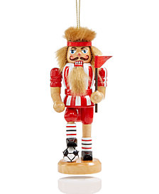 Holiday Lane Soccer Player Ornament, Created for Macy's