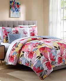 Lanai 5-Pc. Full/Queen Comforter Set