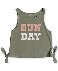 Roxy Big Girls Cotton Sun Day Tank Top