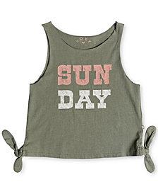 Roxy Big Girls Cotton Sun Day Tank Top
