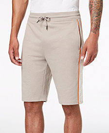 I.N.C. Men's Side Striped Shorts, Created for Macy's