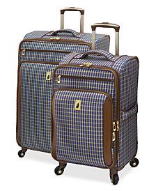 London Fog Kensington Softside Luggage Collection
