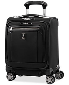 Travelpro Platinum Elite Carry-On USB Spinner Tote